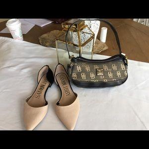 8.5 Sam & Libby shoes
